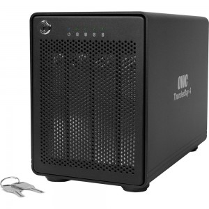 OWC / Other World Computing ThunderBay 4 Four-Bay Thunderbolt 2 RAID Array (RAID 5 Edition)