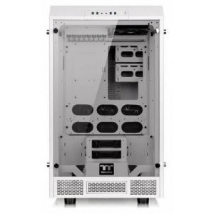 Thermaltake CA-1H1-00F6WN-00 The Tower 900 Snow Edition E-ATX Vertical Super Tower Chassis