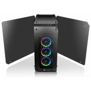 Thermaltake CA-1I7-00F1WN-02 View 71 Tempered Glass RGB Plus Edition Full Tower Chassis