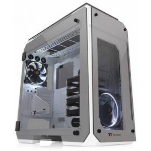 Thermaltake CA-1I7-00F6WN-00 View 71 Tempered Glass Snow Edition Full-tower Case