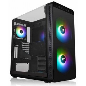 Thermaltake CA-1J7-00M1WN-04 View 37 ARGB Edition E-ATX Mid-Tower Chassis
