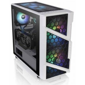 Thermatake CA-1N2-00M6WN-00 Commander C31 TG Snow ARGB Edition Mid-tower Case