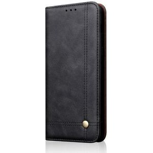 Tuff-Luv D3_157 Leather Case and Horizontal Stand for Huawei P30 - Black