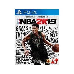 Sony 5026555424875 PS4 Game - NBA 2K19