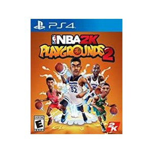 Sony 5026555425292 PS4 Game - NBA Playgrounds