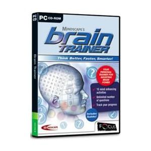 Apex 5031366017086 Brain Trainer PC CD