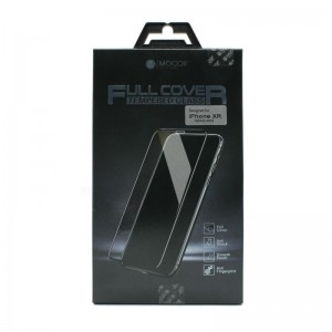 Mocoll MC-IP-XR-25DFC-BLK 2.5D 9H Tempered Glass Full Cover Iphone XR - Black