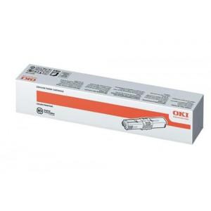 OKI Cyan Laser Printer Toner Cartridge