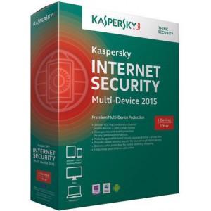 Kaspersky 4 User Internet Security 2015 (KL1941QXDFS-5ENG)