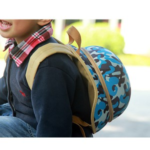 Backpack Helmet  - Blue