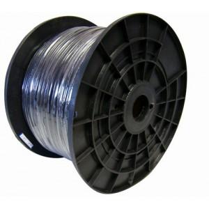 OEM 300m Powax 0.75 RG59 Rip Cord Cable