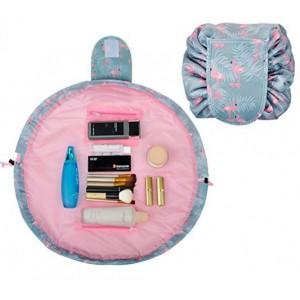 EasyFind Makeup Bag - Flamingo