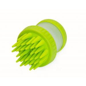 Silicone Dog Washer - Green