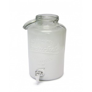 F/L - Vivant Beverage dispenser - White Frosting