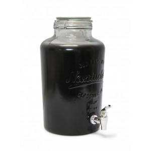 F/L - Vivant Beverage dispenser - Porcelain Black