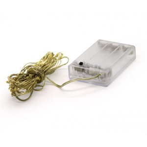 Copper String LED Lights - 10M
