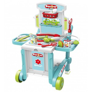 Jeronimo Super Play Box - Dr Office