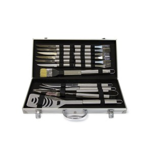 BBQ Tool Set - 17pc