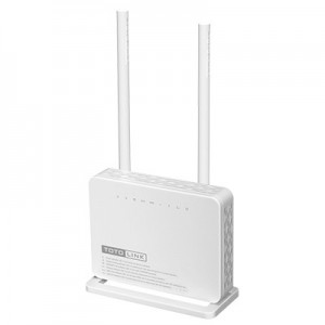 Totolink ND300V2 300Mbps Wireless N ADSL 2/2+ Modem Router