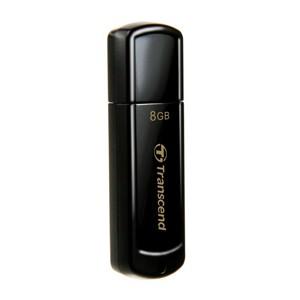Transcend JetFlash™350 USB 2.0 Compliant Flash Drive 8GB