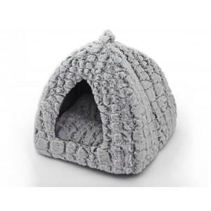 Rex - Snakeskin Plush Pet House