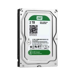 Western Digital 2TB Desktop Hard Drive (WD20EZRX) Green