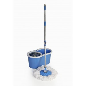 Spin Mop - Figure 8 - Blue