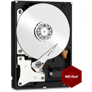 "WD Red 6TB 3.5"" NAS Hard Drive"