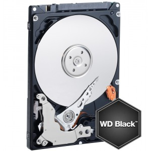 "WD Black 1TB 3.5"" Hard Drive"