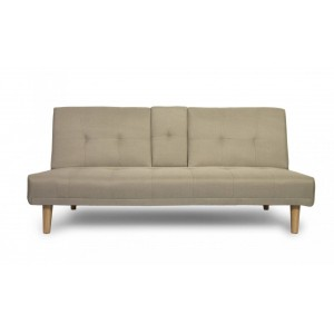 Fine Living - Isle Couch/Sleeper - Beige