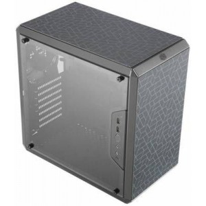 Coolermaster MCB-Q500L-KANN-S00 Q500L Black ATX Chassis with Glass Side Panel
