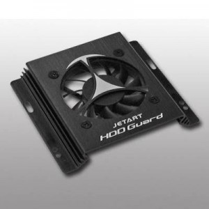 Jetart HCA06 Single 60MM Fan HDD Cooler