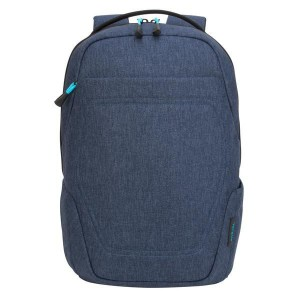 """Targus TSB95201GL Groove X2 Compact Backpack Designed for MacBook 15"""" & Laptops up to 15"""" - Navy"""