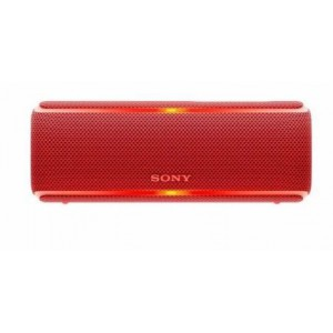 Sony SRS-XB21/ RC E Portable Wireless Bluetooth Speaker - Red
