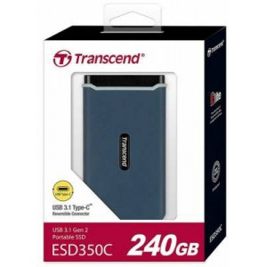 Transcend TS240GESD350C 240GB USB3.1 Gen 2 Portable External SSD