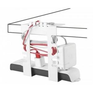 Lumi MH02-1 Table Mounted Powerstrip Organizer - White