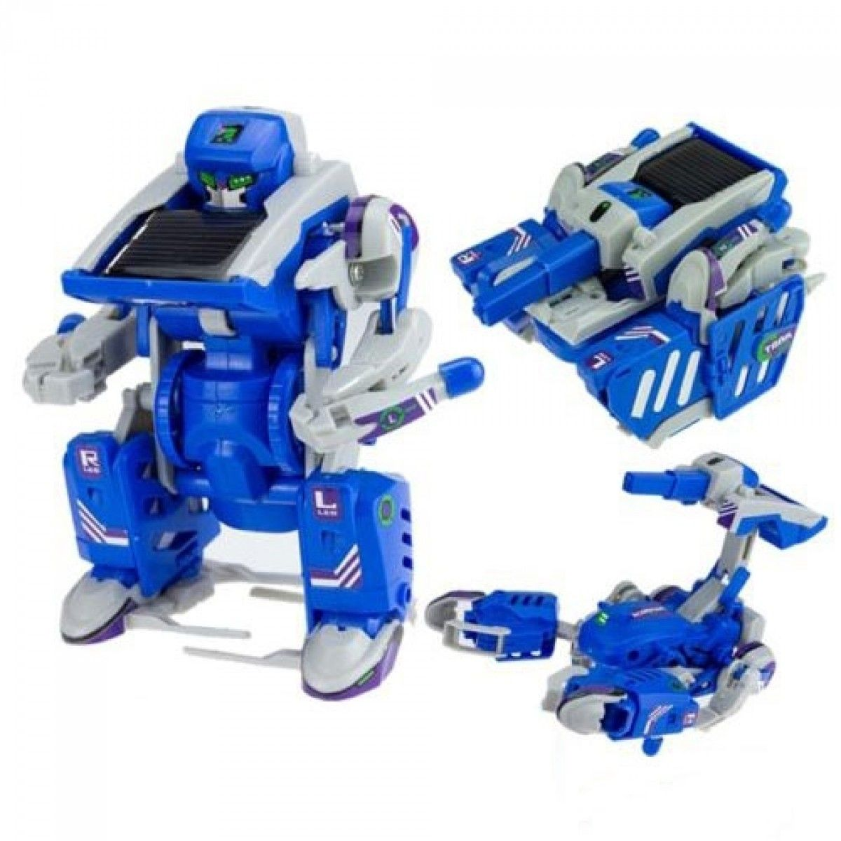 Other Toys - 3in1 Spider & Solar Robot was listed for R133 ...