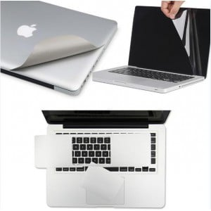 """JCPal Retina MacBook Pro 15"""" Three in One set (Top cover, Bottom Cover and Palm Guard)"""