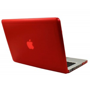 "JCPal Retina MacBook Pro 15"" Protective Case (Matte Cherry Red)"