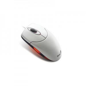 Genius 31011294101 NetScroll 120 Optical Mouse (White)