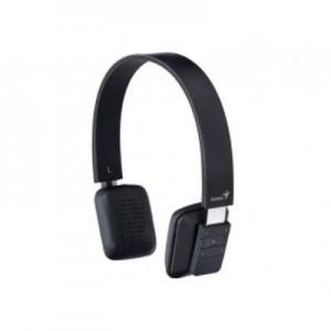 Genius 31710188101 HS-920BT Wireless On-Ear Headphones - Black