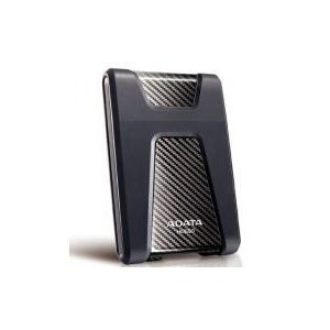 "Adata AHD650-1TUS-CBK HD650 Series 1Tb Black USB 3.0 2.5"" External Hard Drive"