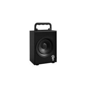 Pro Bass PR-3002-BK Exodus Series Single Tower BT Speaker with FM Radio- Black