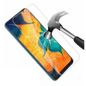 Tuff-Luv M834 2.5D Tempered Glass Screen Protection for Samsung Galaxy A70 - Clear