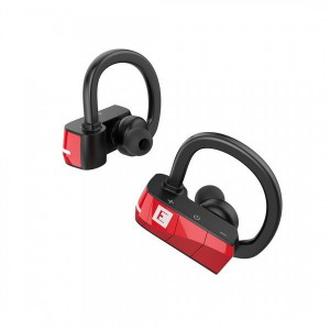 Erato ARIO-RD-C Rio3 Wireless Sport Earphones - Red