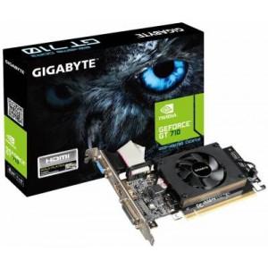 Gigabyte GV-N710D3-2GL nVidia GT 710 2GB GDDR3 64bit Graphics Card