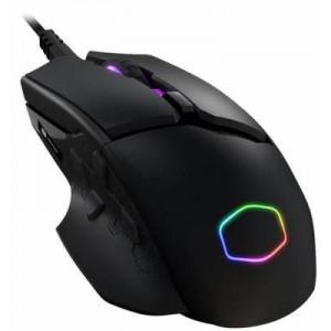 CoolerMaster MM-830-GKOF1 Black Gaming Mouse