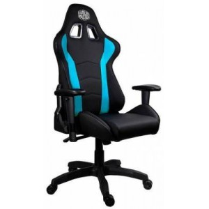 Cooler Master CMI-GCR1-2019B Caliber R1 Black & Blue Gaming Chair