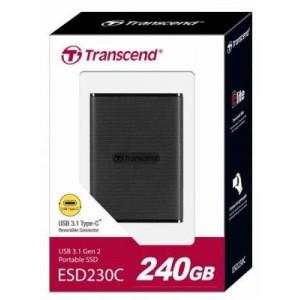Transcend TS240GESD230C 240Gb USB3.1/TYPE-C OTG Portable SSD
