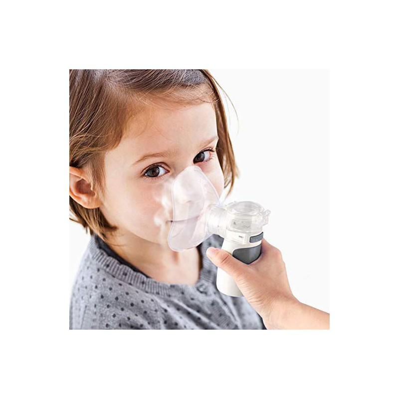 Handheld Ultrasonic Nebulizer Atomiser Inhaler